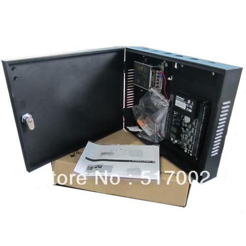 Tủ trung tâm truy cập kiểm soát 1 cửa Zksoftware c3-100