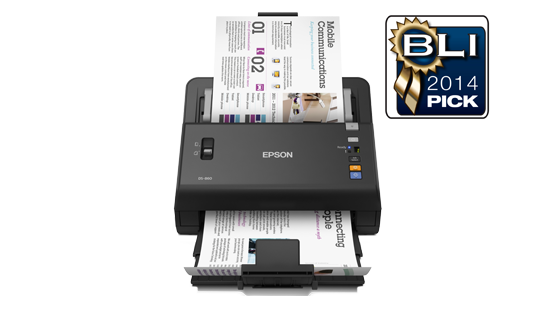 Máy Scan Epson WorkForce DS-860