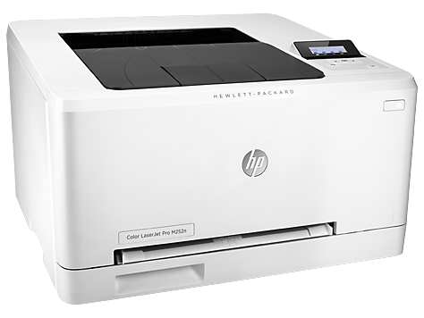 Máy in HP Color LaserJet Pro M252n