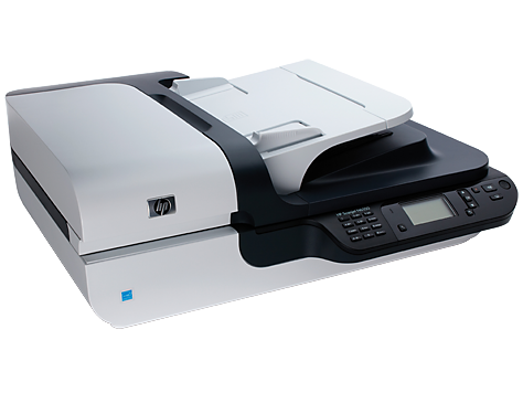 Máy Scan HP Scanjet N6350 Networked Document Flatbed Scanner (L2703A)