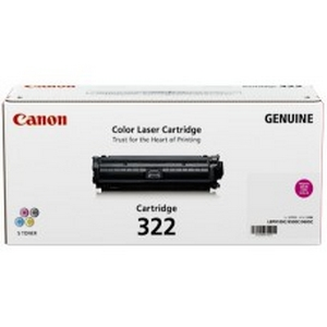 Mực in Canon 322 Magenta Laser Cartridge