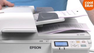 Máy Scan Epson WorkForce DS-6500
