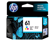 Mực in HP 61 Tri color Ink Cartridge (CH562WA)
